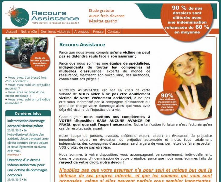 Assistance juridique assurances et mutuelles